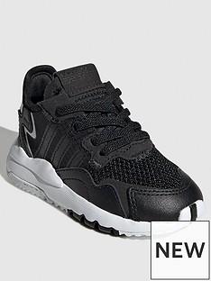 adidas-originals-nite-jogger-infant-trainers-blackwhite