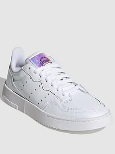 adidas-originals-supercourt-junior-trainers-white