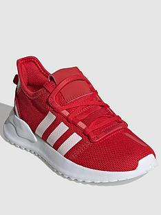 adidas-originals-u_path-run-childrens-trainers-redwhite