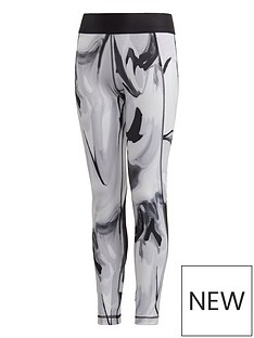 adidas-girls-alphaskin-aeroready-leggings-grey