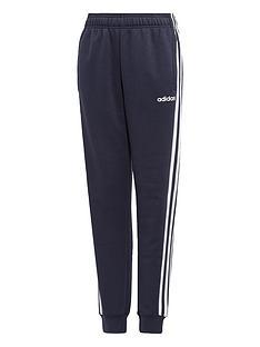 adidas-boys-3-stripesnbsppant-navy