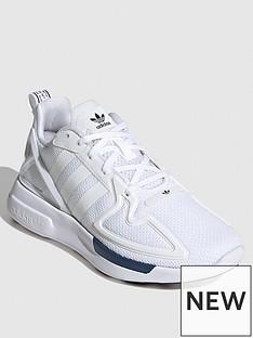 adidas-originals-zx-2k-flux-junior-trainers-white