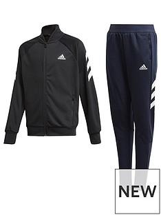 adidas-boys-xfg-tracksuit-blueblack
