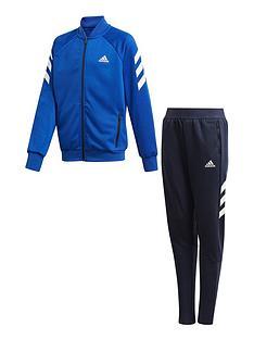adidas-boys-xfgnbsptracksuit-blacknavy
