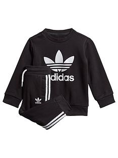 adidas-originals-crew-sweatshirtnbspset-black