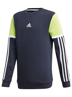adidas-boys-bold-crew-neck-sweat-top-navy