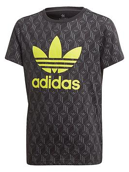 adidas-originals-childrensnbspt-shirt-black