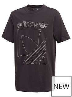 adidas-originals-childrensnbspbadge-t-shirt-black
