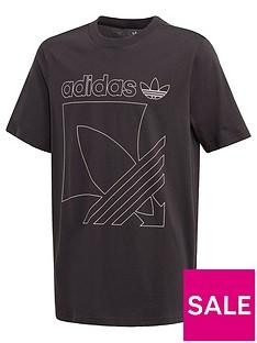 adidas-originals-childrensnbspbadge-t-shirt-black