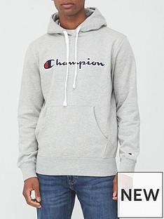 champion-overhead-hoodie-grey-marl
