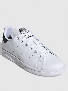 adidas-originals-stan-smith-junior-trainers-whiteblack