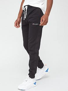 champion-colour-block-joggers-black
