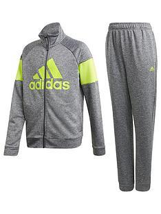 adidas-boys-tracksuit-badge-of-sport-grey-heather