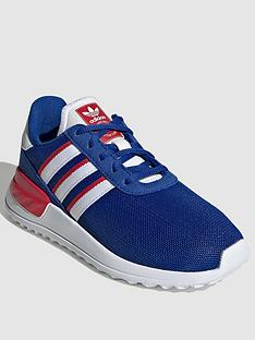 adidas-originals-la-trainer-lite-childrens-trainers-blue