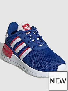 adidas-originals-la-trainer-lite-infant-trainers-blue