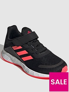 adidas-duramo-sl-childrens-trainers-blackpink
