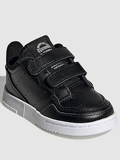 adidas-originals-supercourt-infant-trainer-black