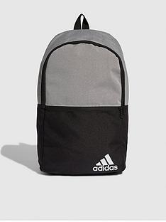 adidas-childrensnbspdaily-backpack-ii-greyblack