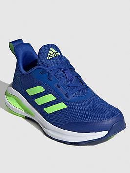 Adidas Fortarun Kids Trainers - Blue/White