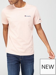 champion-small-logo-t-shirt-pinknbsp