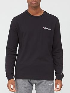 champion-long-sleeve-t-shirt-black