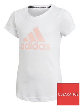adidas-girls-badge-of-sport-t-shirt-white