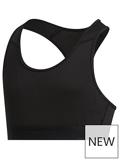 adidas-junior-girls-trainingnbspbra-black