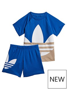 adidas-originals-childrensnbspbig-trefoil-set-blue