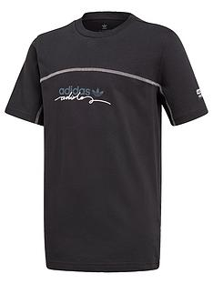 adidas-originals-childrens-t-shirt-black