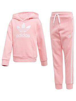 adidas-originals-childrens-trefoil-jog-set-pink