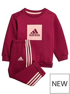adidas-originals-infant-3-stripe-logo-jog-set-purple