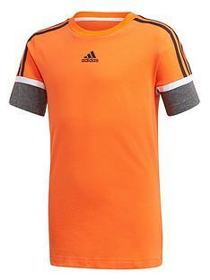 adidas-boys-bold-t-shirt-orange