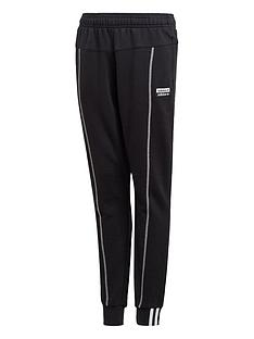 adidas-originals-childrens-pants-black