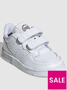 adidas-originals-supercourt-tab-fasteningnbspinfant-trainers-white