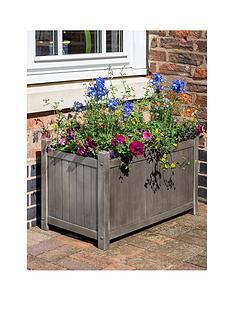 rowlinson-alderley-grey-rectangular-planter