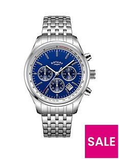 rotary-exclusive-rotary-blue-sunray-chronograph-dial-stainless-steel-bracelet-mens-watch
