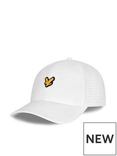 lyle-scott-golf-cap-white