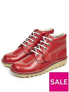 kickers-kick-hi-ankle-boot-redcream