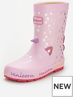v-by-very-girls-unicorn-wellie-pink
