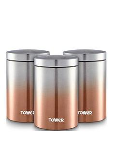 tower-infinity-ombre-set-of-3-canisters-ndash-copper