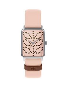 orla-kiely-orla-kiely-pink-stem-print-tank-dial-pink-leather-strap-watch