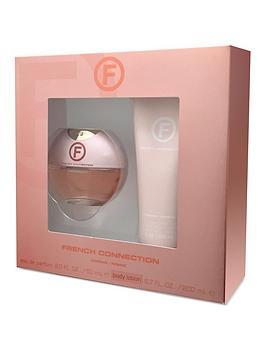french-connection-woman-60ml-eau-de-toilette-200ml-body-lotion-gift-set