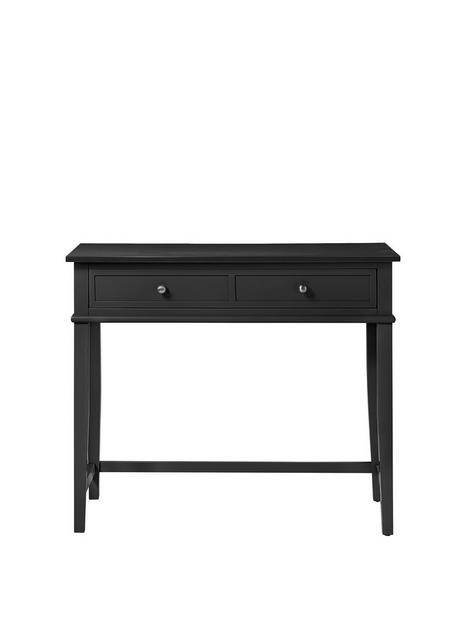 franklin-writing-desk--nbspblack