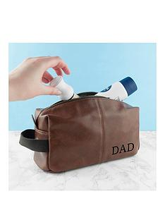 personalised-fathers-daynbspvintage-style-wash-bag