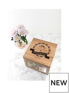 oak-photo-keepsake-box