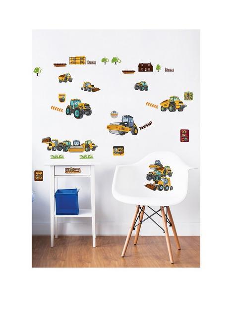 walltastic-my-first-jcb-muddy-friends-wall-stickers