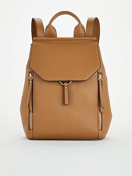 v-by-very-finchley-zip-front-backpack