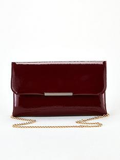 v-by-very-katrina-clutch-bag-burgundy