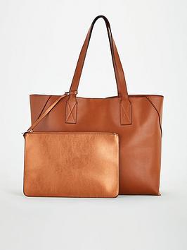 v-by-very-jubilee-reversible-shopper-bag-tan