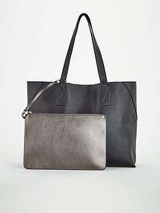 v-by-very-jubilee-reversible-shopper-bag-black
